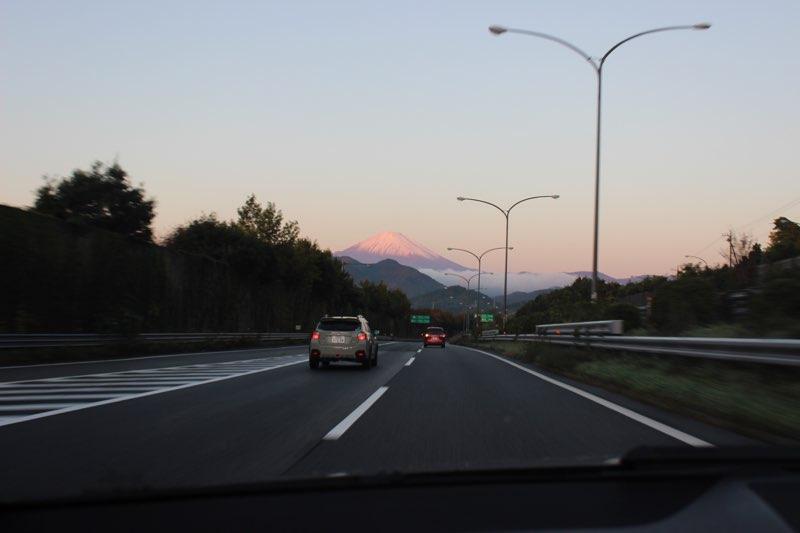 美肌温泉手帖 富士山