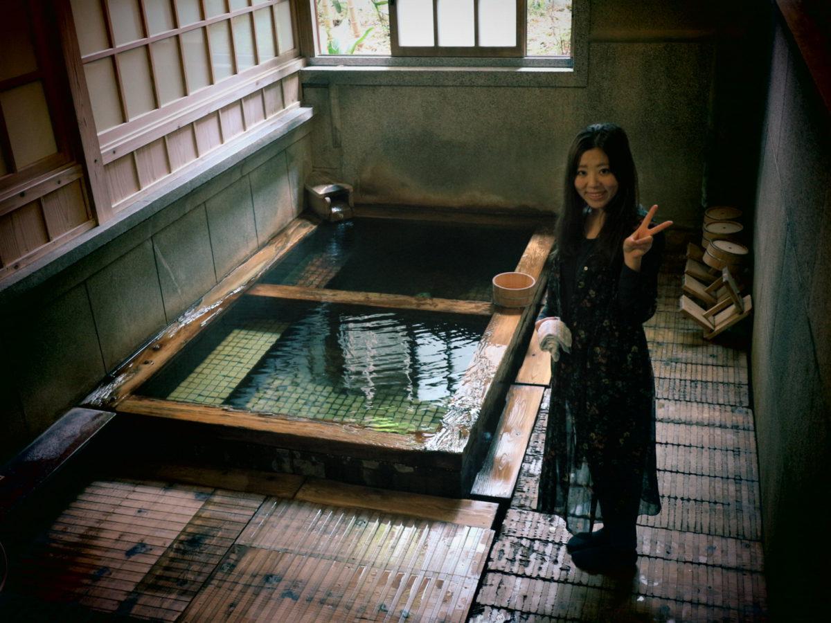 明治時代から残る秘湯を見つけた!人吉温泉たから湯【熊本県】