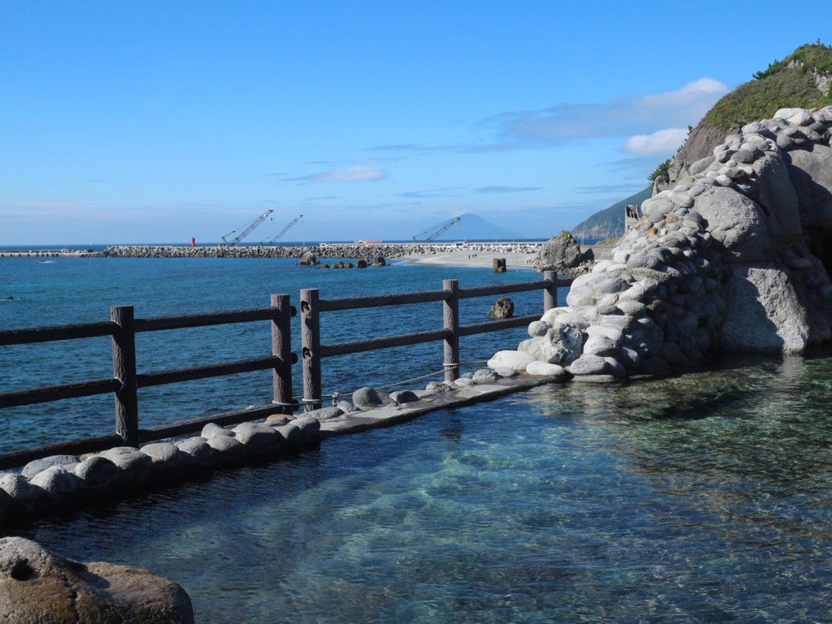 新島の温泉は源泉掛け流し?3つの温泉のおすすめを紹介します!【東京都】