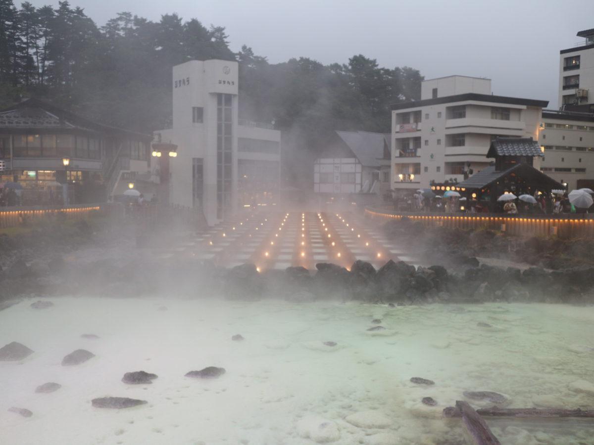 草津温泉の温泉付きリゾートマンションを5千円で借りた!5日間で食べた草津おすすめグルメ