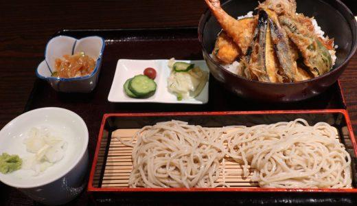 草津温泉で大行列のそば処『三國家』で三國そばと三國天丼を食べてみた!
