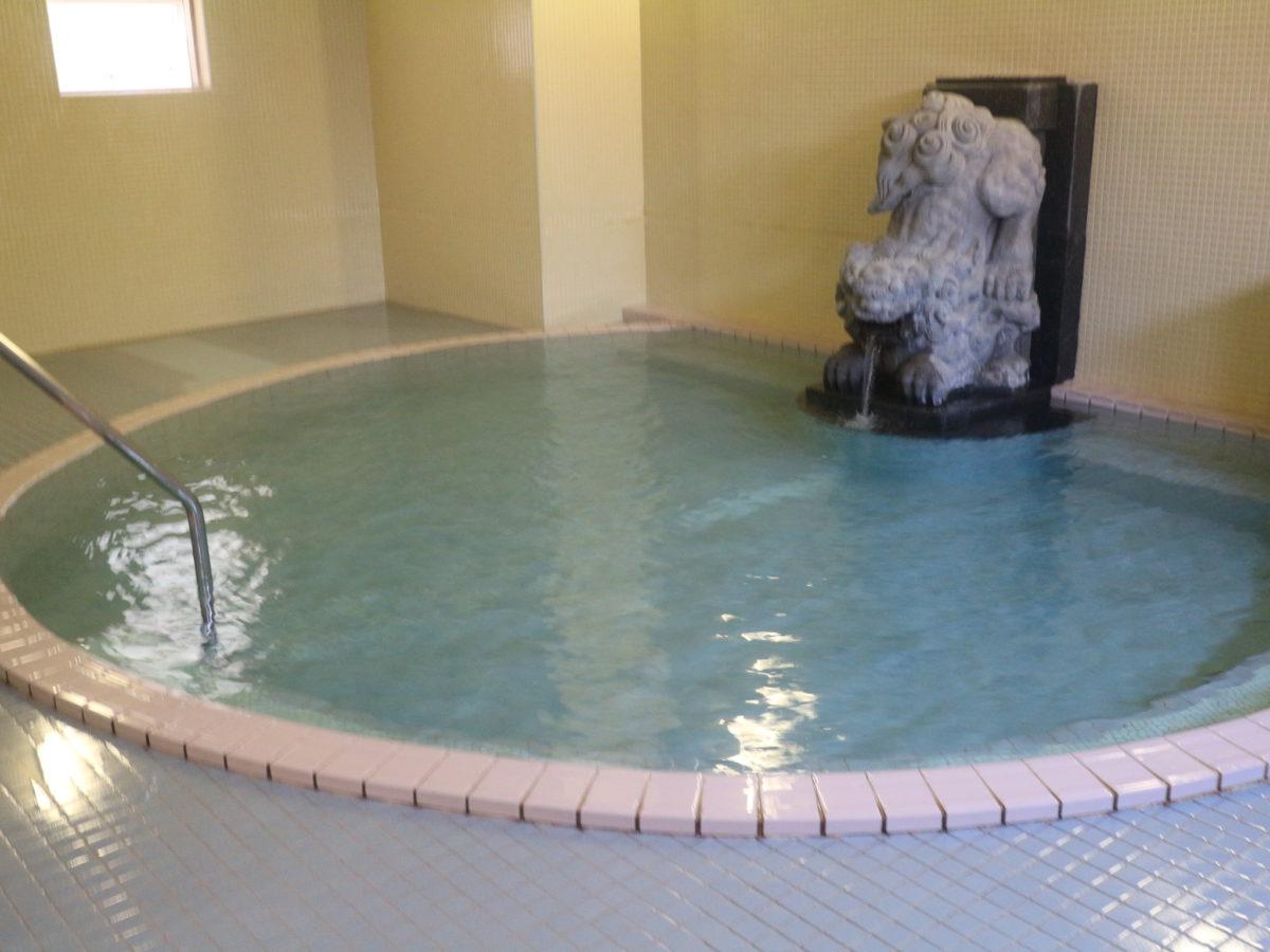 文化財の温泉へ入浴!総タイル張りの伊東温泉「東海館」へ行ってみた!【静岡県】