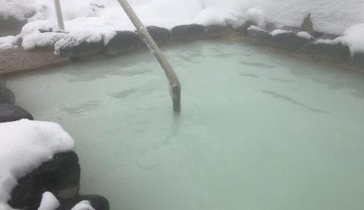 万座温泉・万座プリンスホテル 大好きな混浴の雪見露天風呂【群馬県】