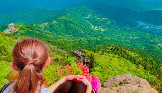 新緑の筑波山へ絶景ハイキングに行ってきました!【茨城県】
