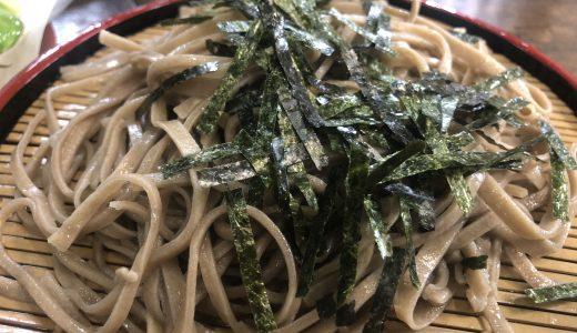 【蕎麦女子おすすめ】今まで食べた中で一番美味しい!軽井沢の蕎麦処「かぎもとや」