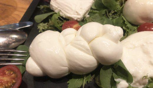 東京でチーズ料理なら水牛モッツァレラチーズ専門店「オービカ モッツァレラバー@六本木」の5種盛り合わせがオススメ。