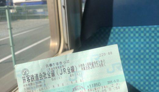 青春18きっぷ×日帰り温泉旅行〜東京発・源泉掛け流しの湯めぐり〜